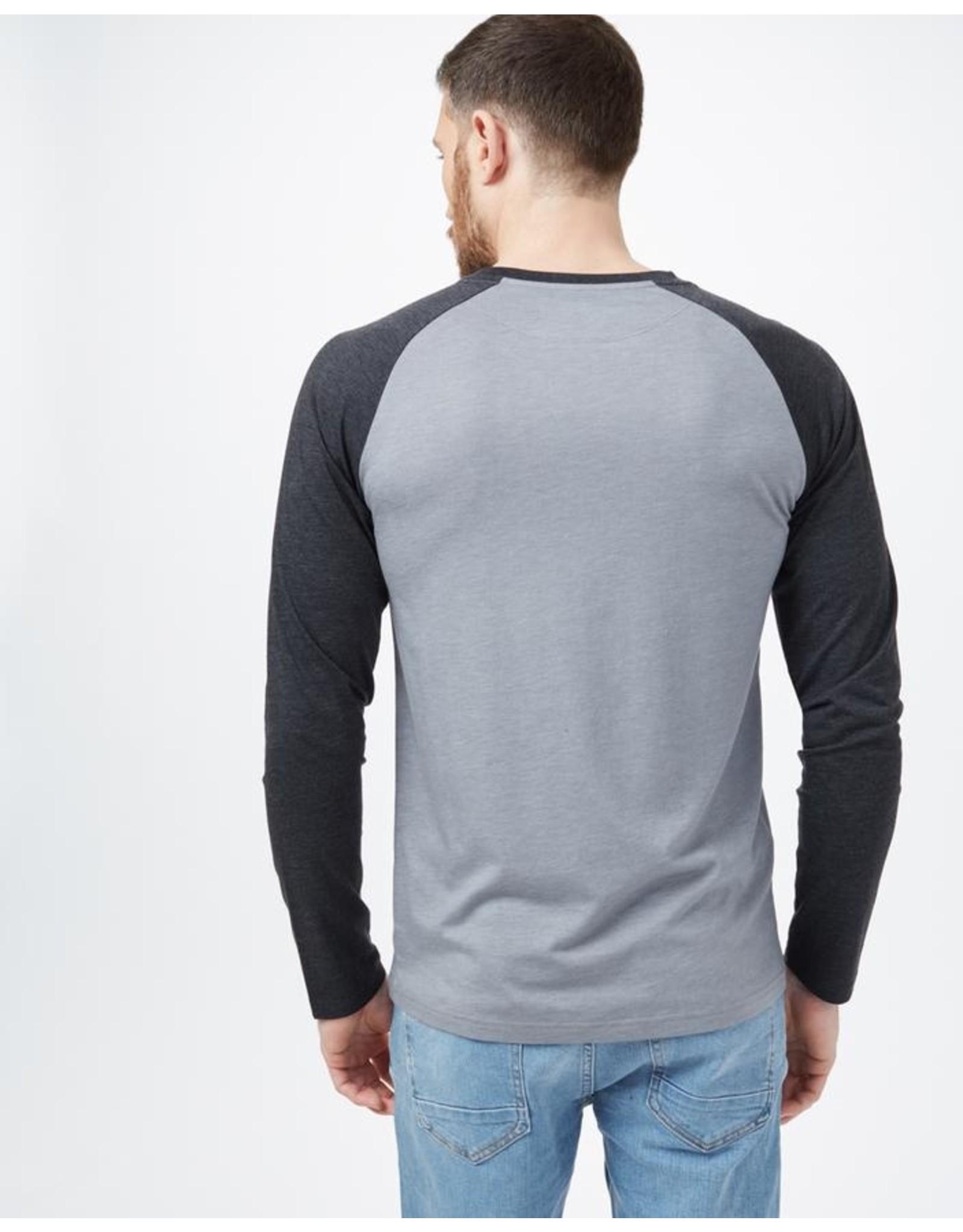 Tentree Classic Henley Longsleeve T-Shirt