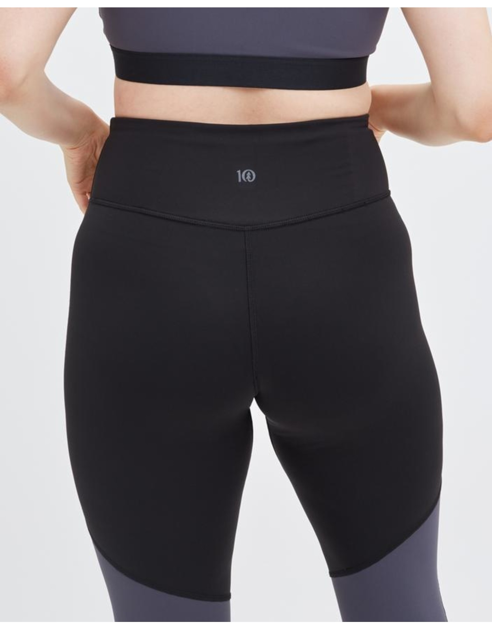 Tentree In Motion 7/8 Seamed Legging