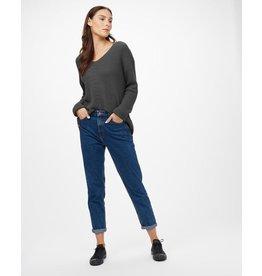 Tentree Highline Cotton Light V-Neck Sweater