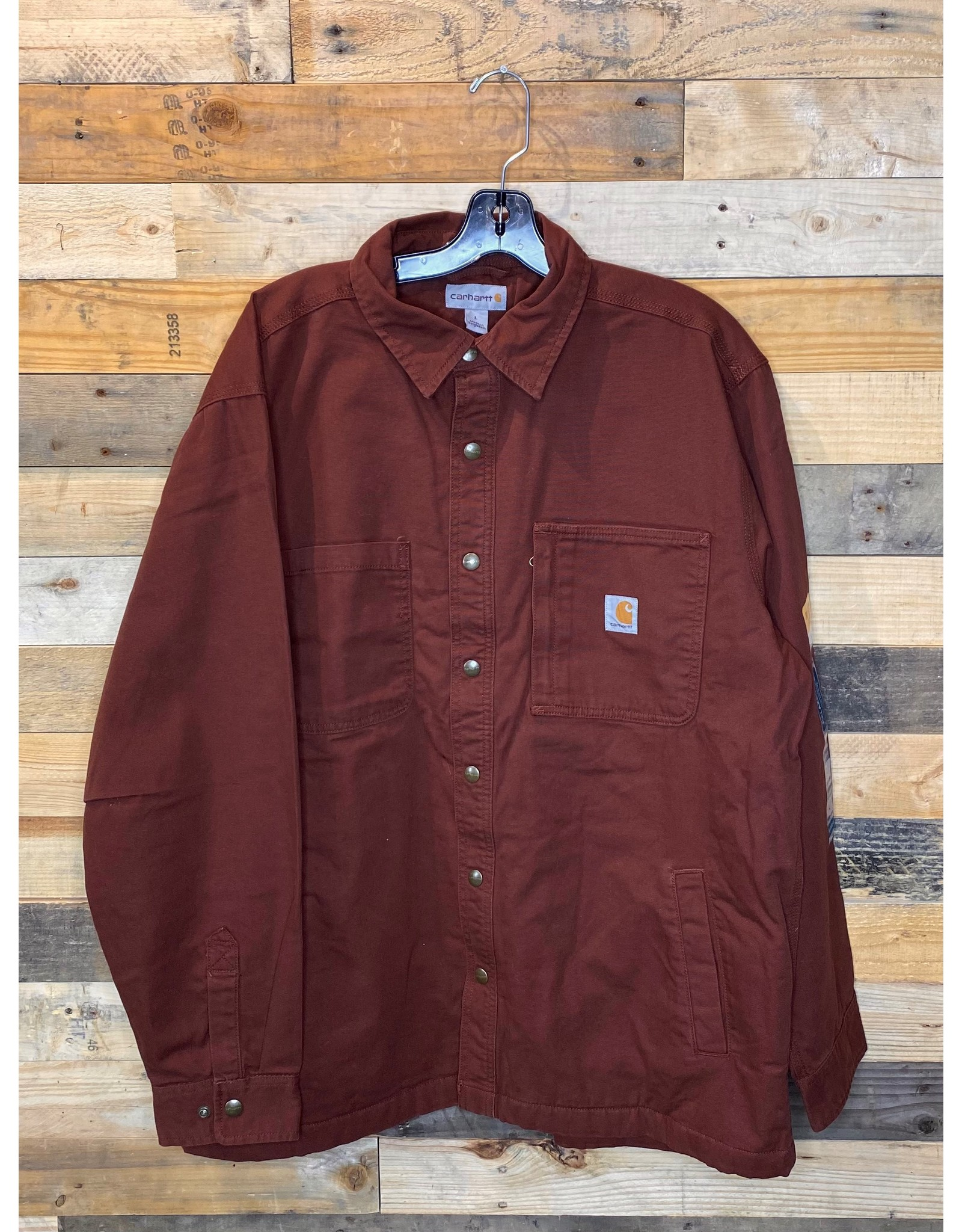 Carhartt Canvas Shirt Jacket