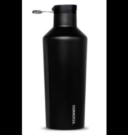 Corkcicle Canteen Bottle- 20oz Matte Black