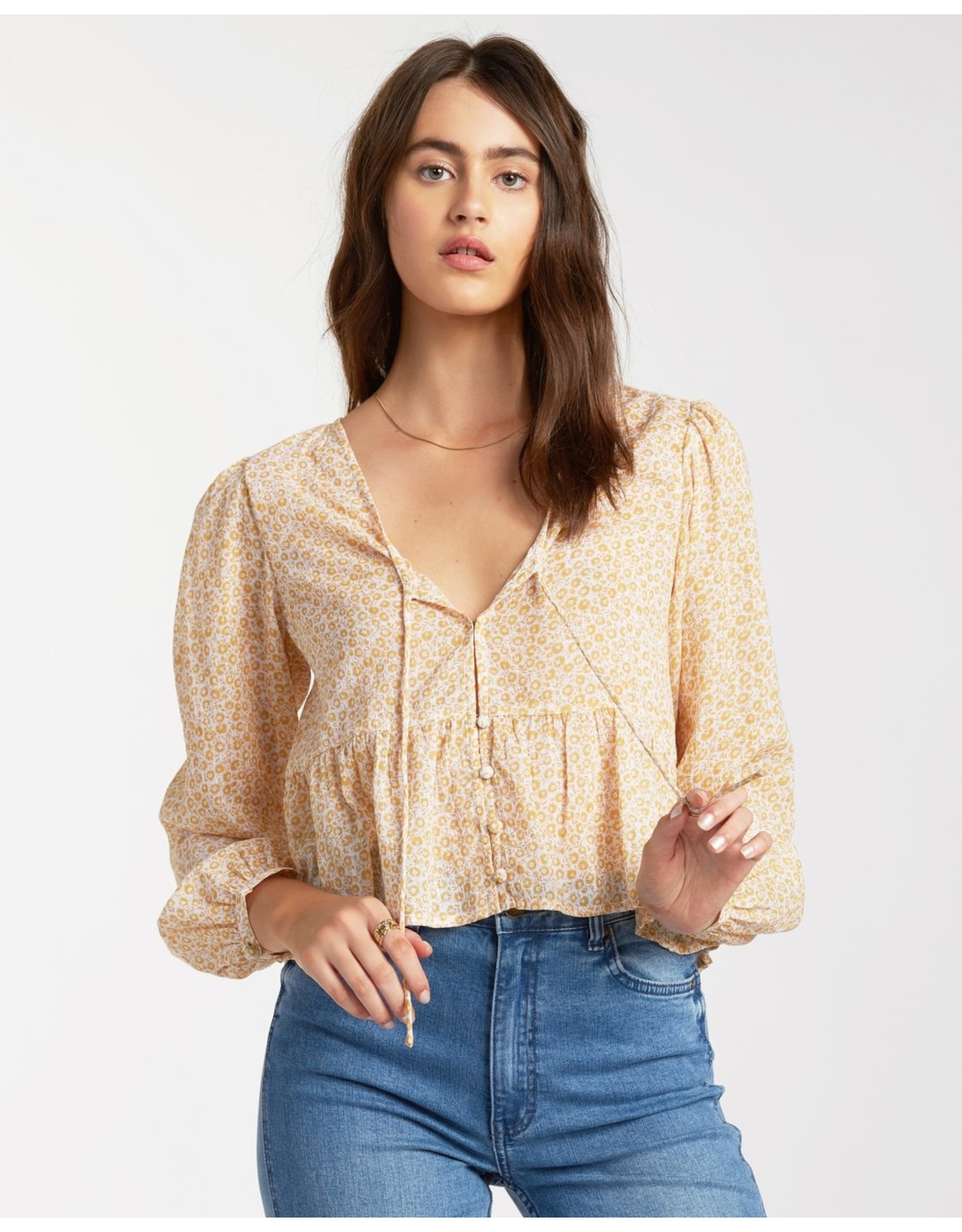 Billabong AFTER DARK CROP TOP