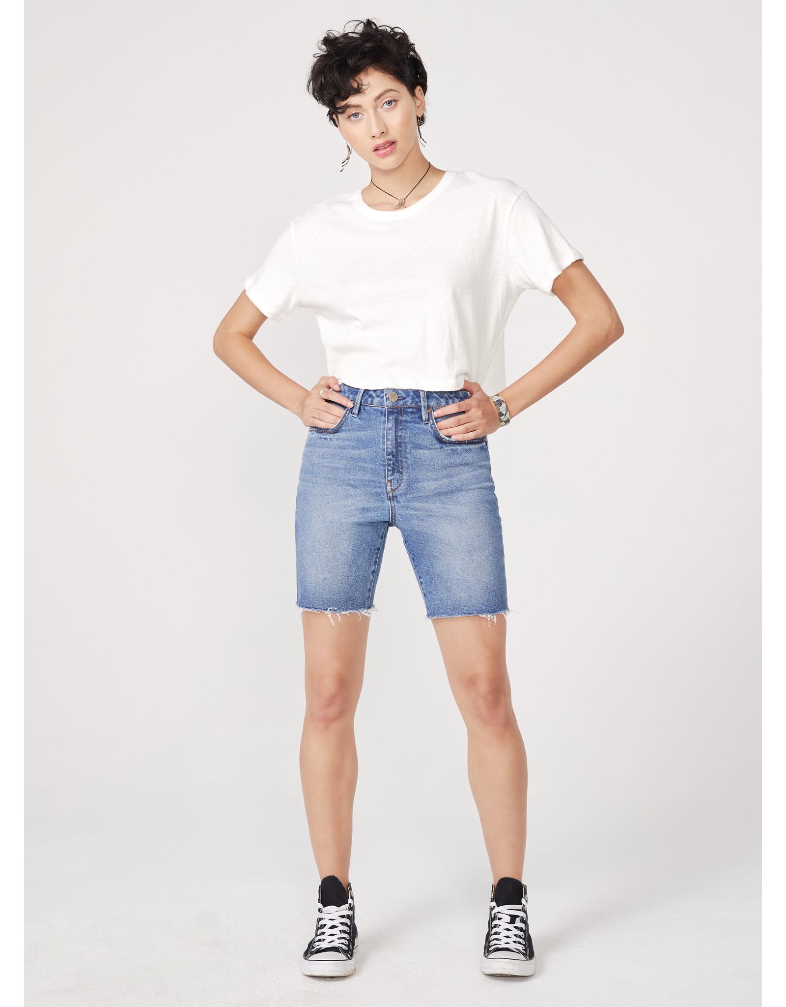 Unpublished High Waist Biker Shorts