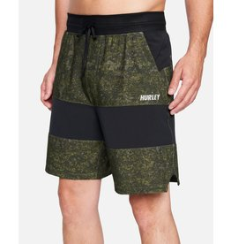 "Hurley PHANTOM+ EXPLORE APEX 17.5"" SHORTS"