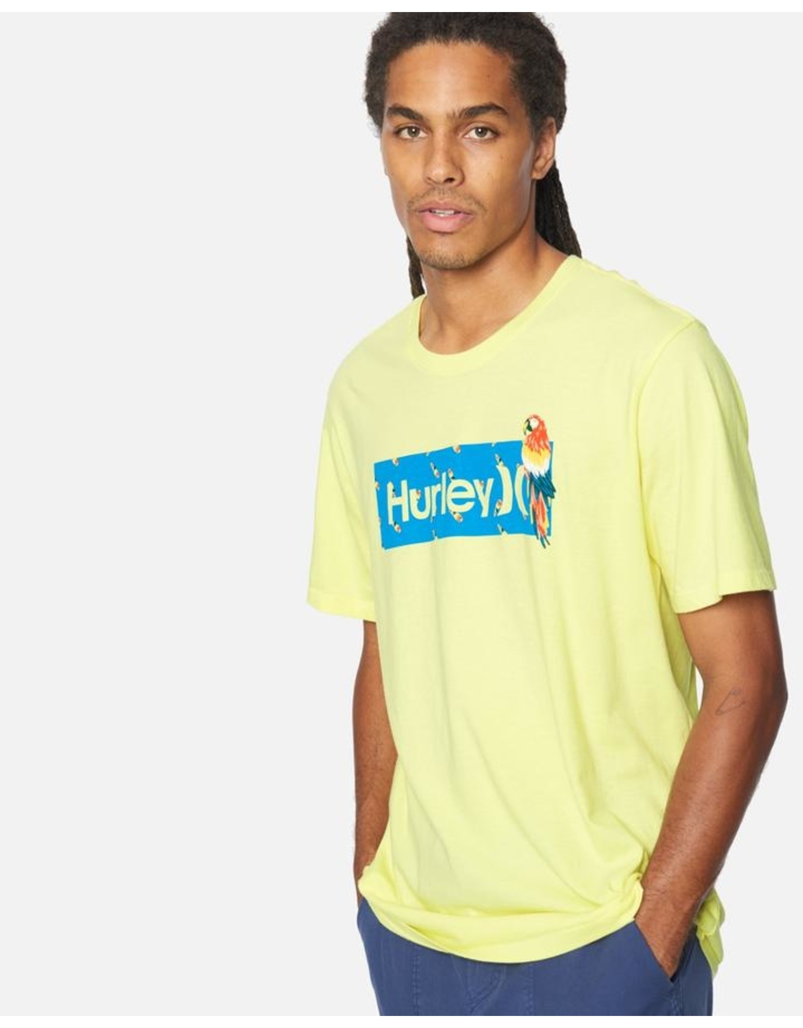 Hurley ONE AND ONLY WINDANSEA T-SHIRT