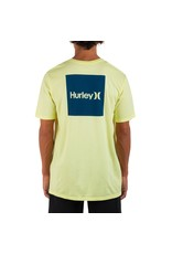 Hurley ONE AND ONLY BOXED SOLID T-SHIRT