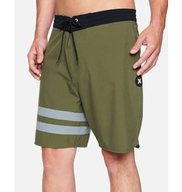 "Hurley PHANTOM+ BLOCK PARTY 2.0 SOLID 18"" SHORTS"