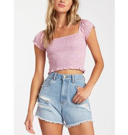 Billabong ALWAYS SWEET CROP TOP