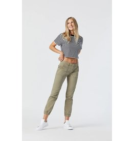 Mavi Ivy Vetiver Twill Cargo Pants