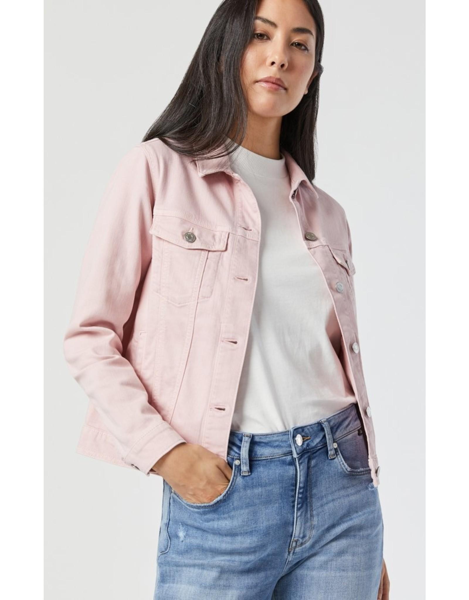 Mavi Katy Burnished Denim Jacket
