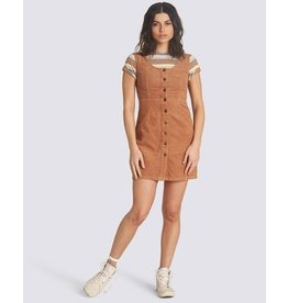 Element MONY J SLEEVELES CORDUROY DRESS