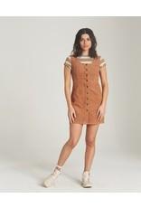 Element MONY J SLEEVELES CORDUROY DRESS