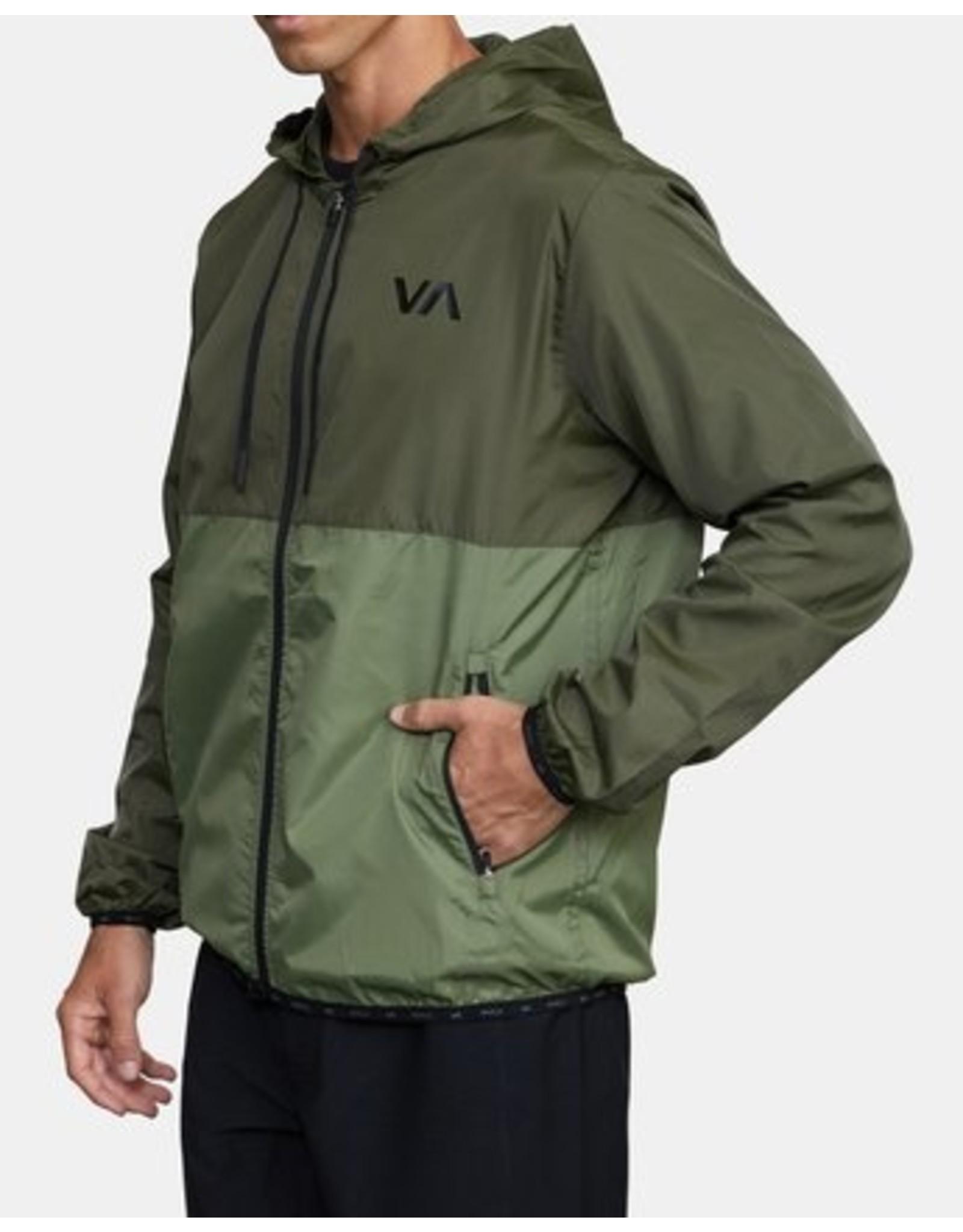 RVCA HEXSTOP IV Jacket