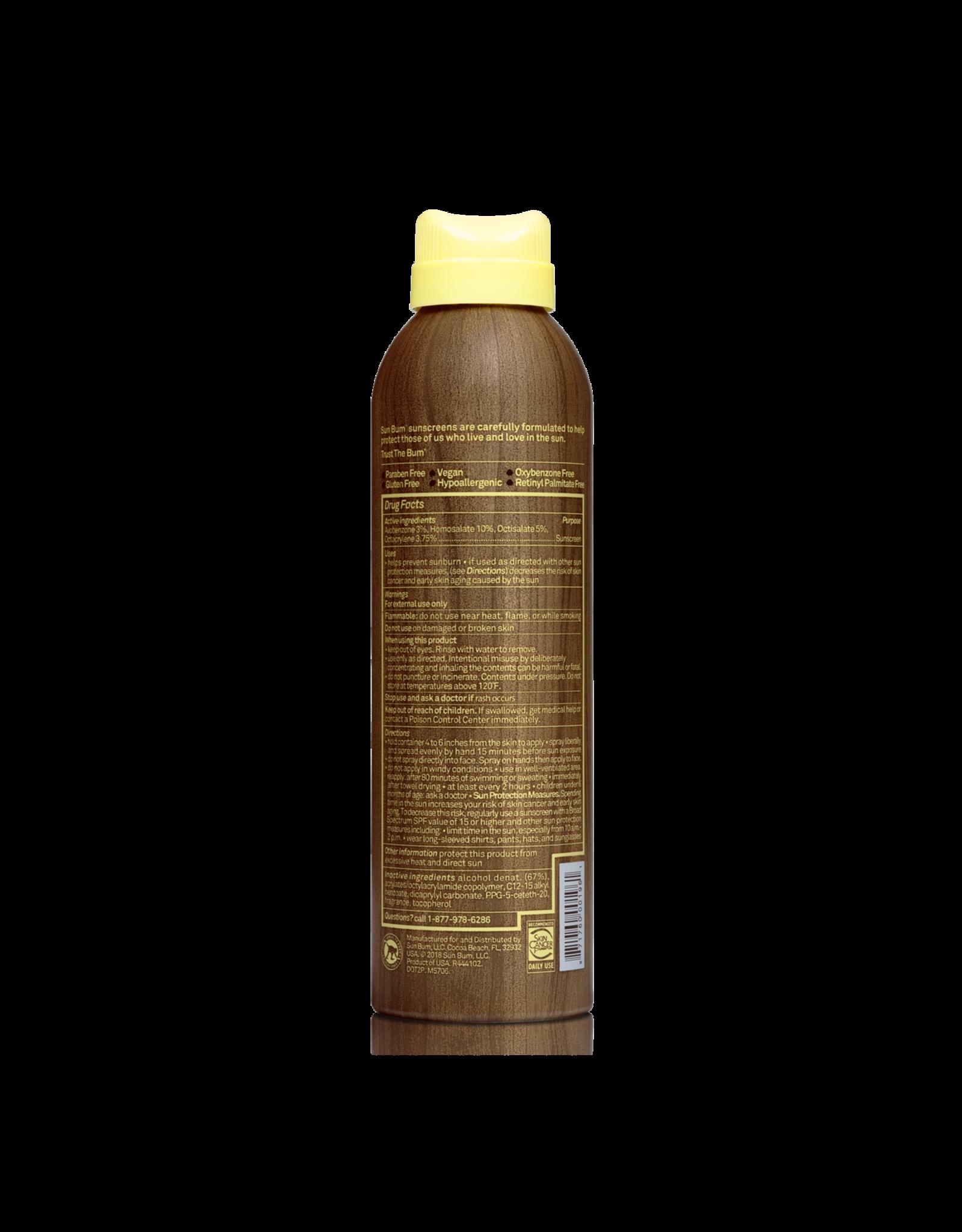 Sun Bum Continuous Spray 30