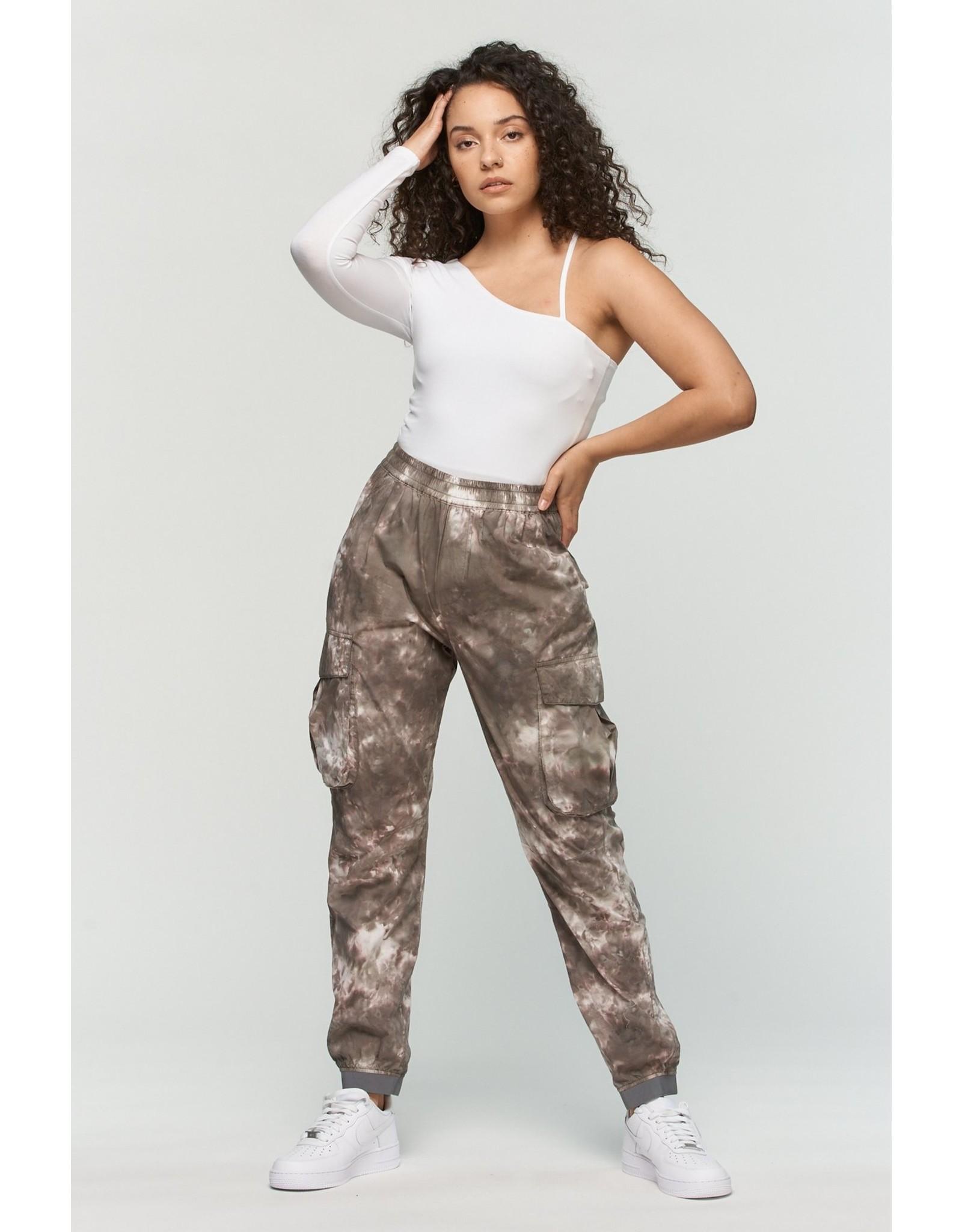 Kuwallatee Tie Dye Cargo Pants