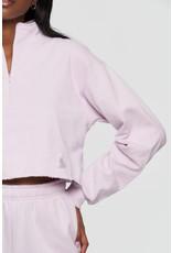 Kuwallatee Terry Half Zip Sweater