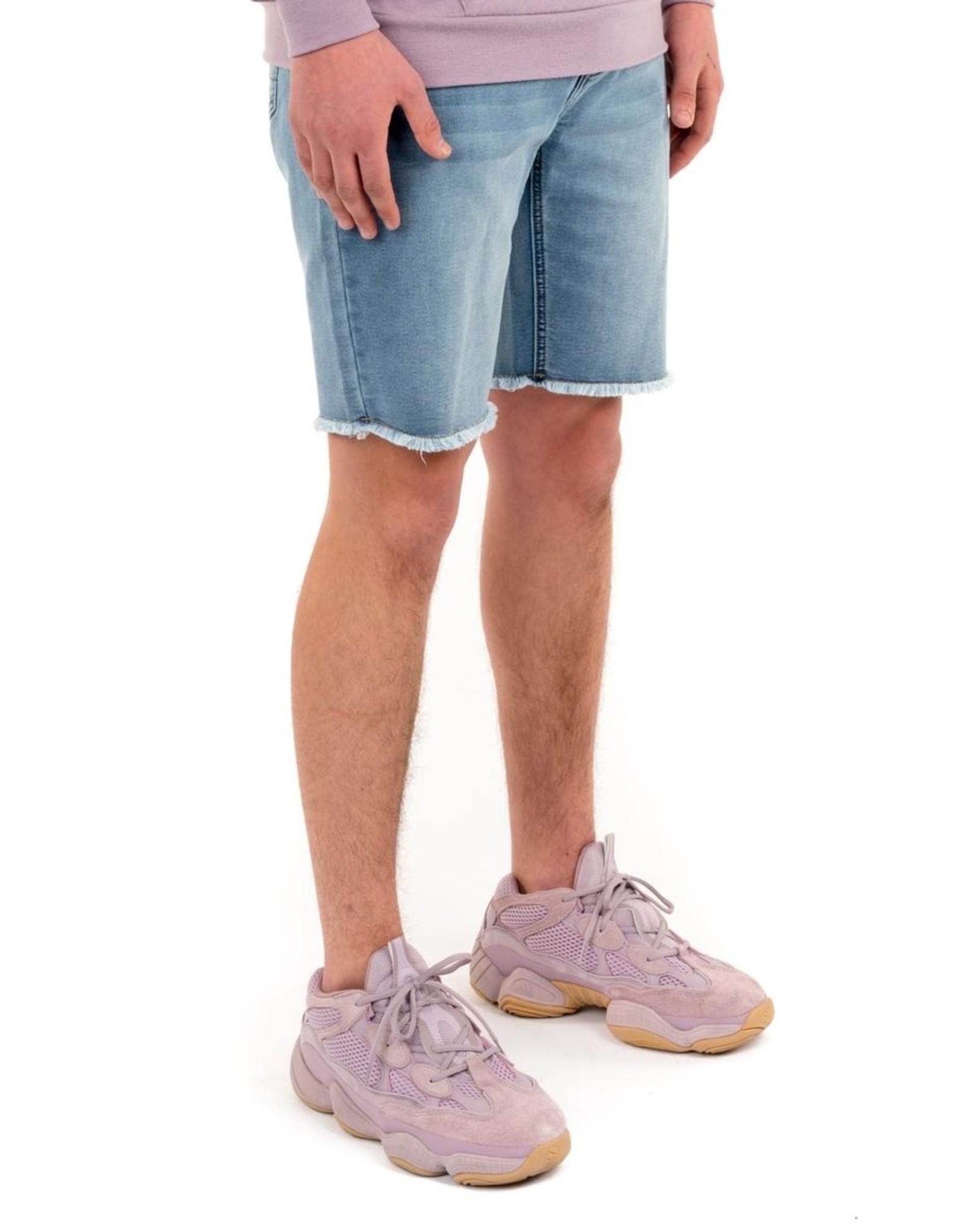 Kuwallatee Knit Denim Shorts 2.0