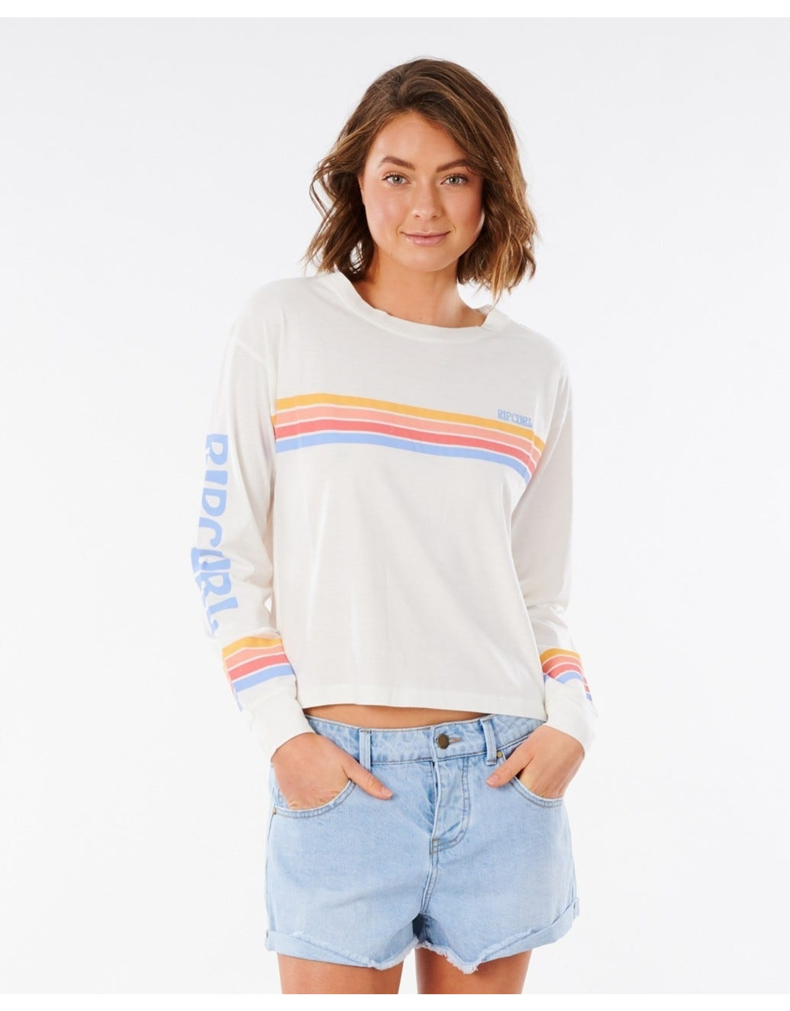 Rip Curl GOLDEN STATE LS TEE
