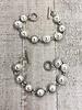 4 Soles Brazalete de perlas