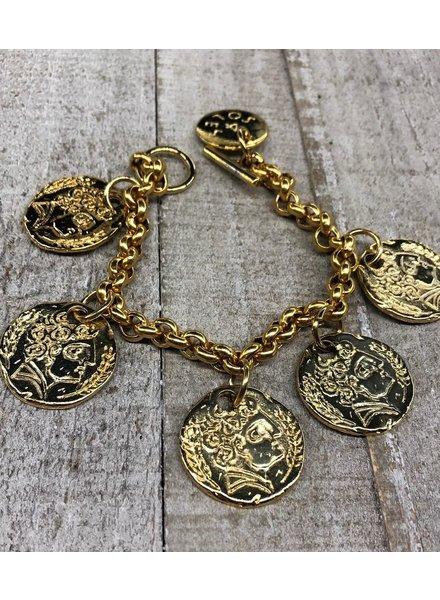 5 monedas 4 soles
