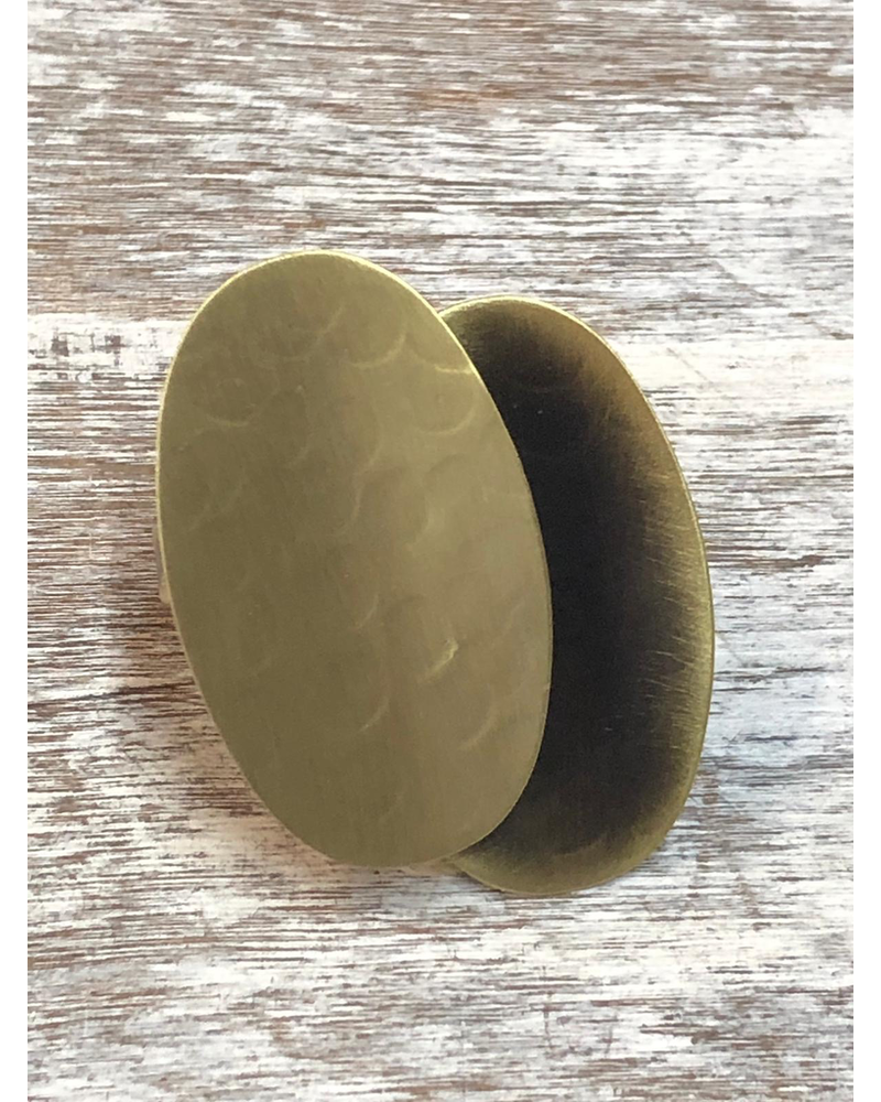 Brass Hand Made Ring