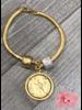 4 Amores Coin Brazalet