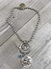 4 Soles Angel Necklace
