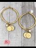 4 Amores Brazalet Coins