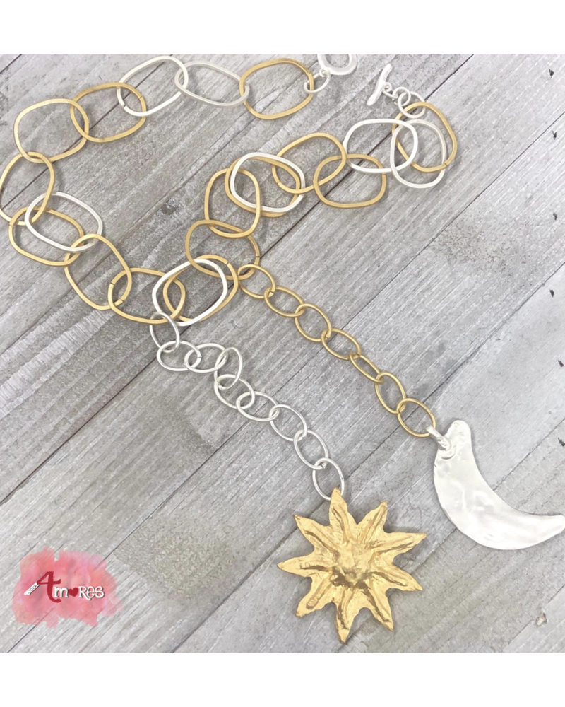 4 Amores Long Necklace