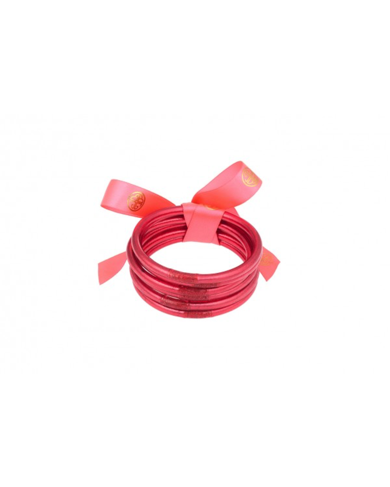 Fucsia All Weather Bangles Fucsia
