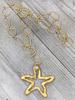 Long Nrcklace star