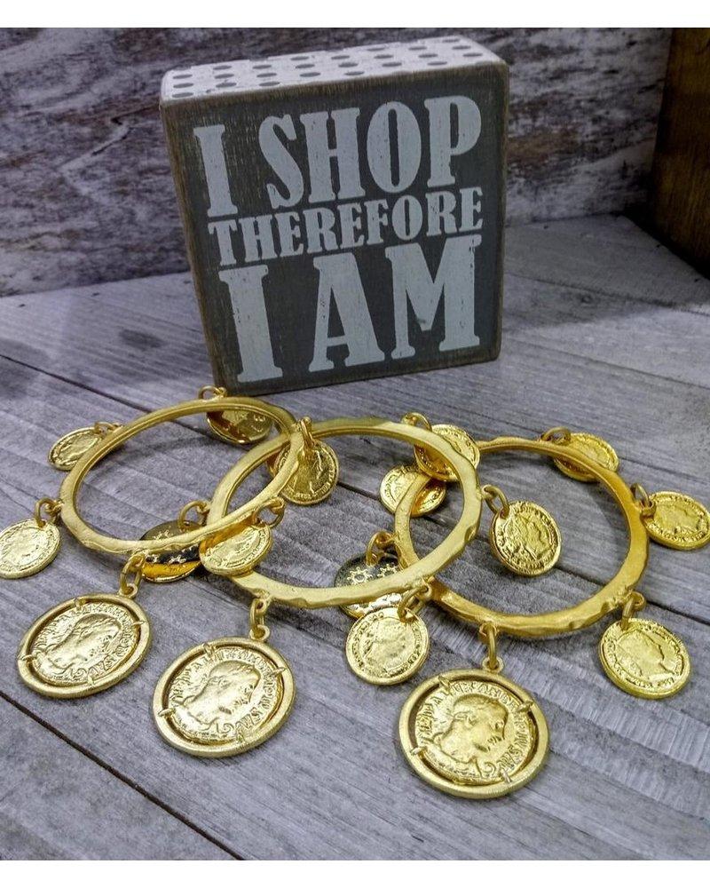 Coins Brazalet