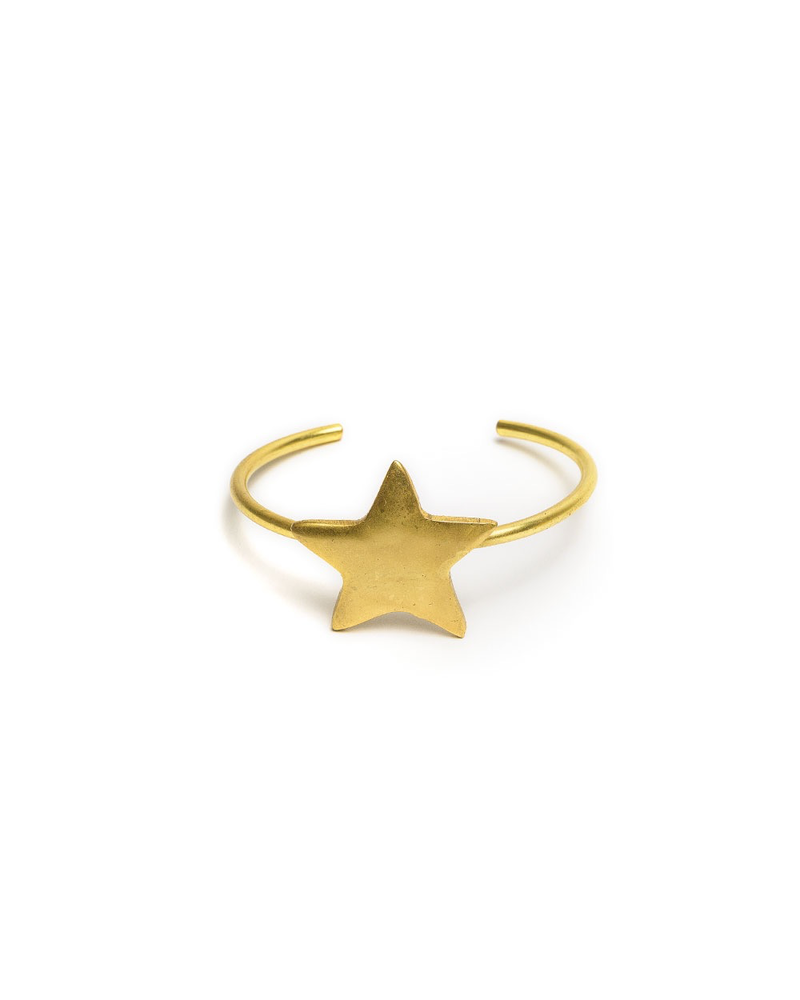 DOMED STAR CUFF