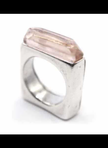 Oryx Gold Ring