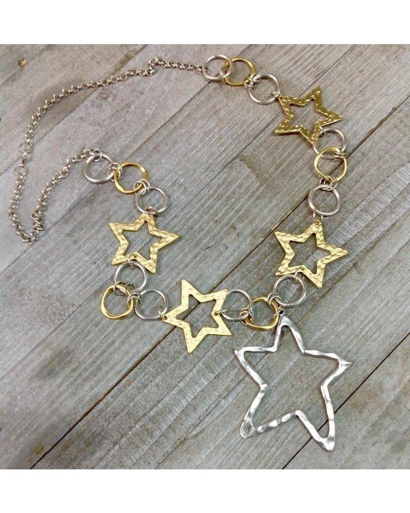collar largo estrella dfos tonos