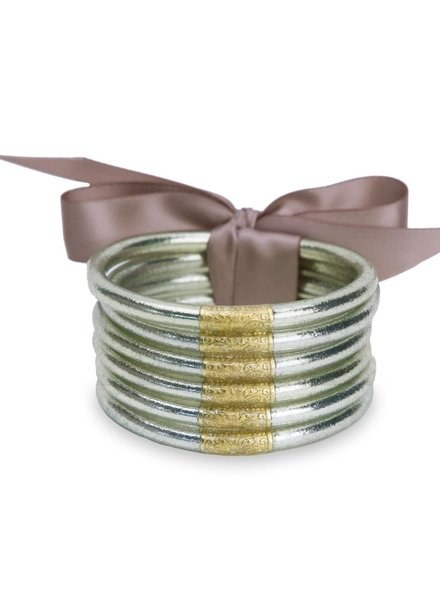 Lumiere All Weather Bangles Set Of 6