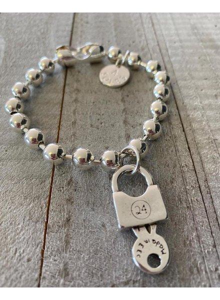 Lock Military Chain 10