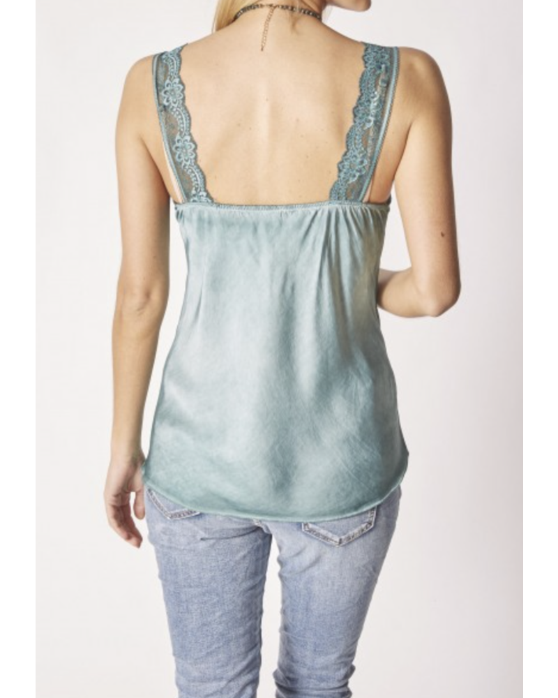 Cami With Lace