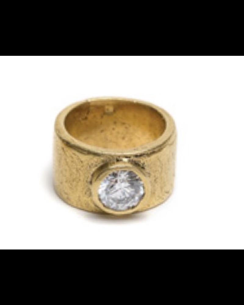 Circle Brass Ring