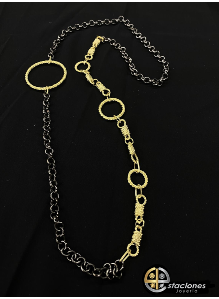 Long necklaces