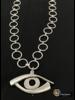 Eye Long Necklace