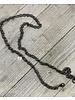 Cadena collar mascariila Grafito