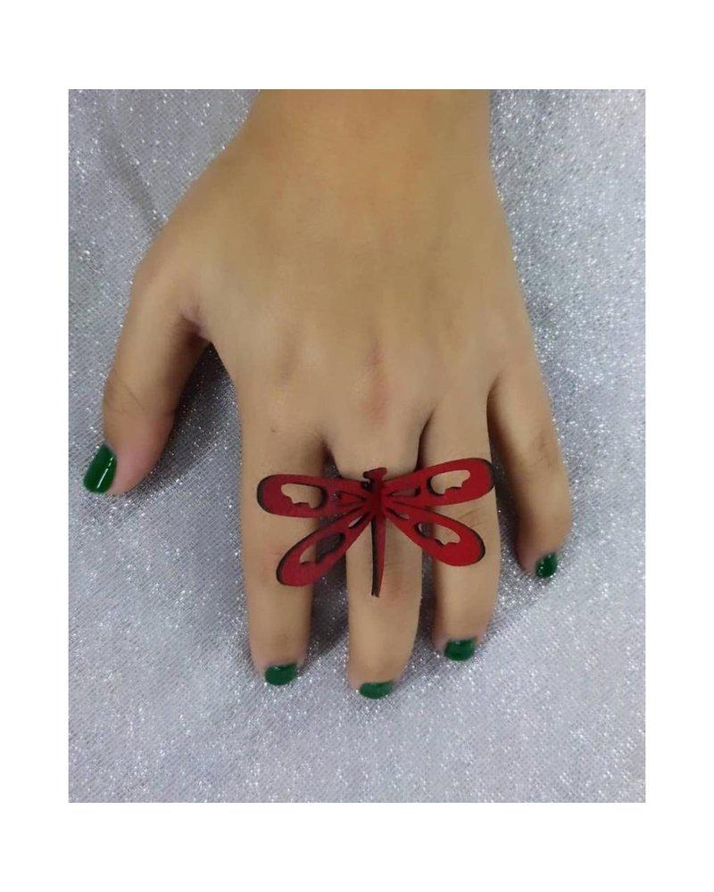 Hand Made From Vnezuela Ring