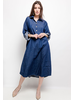 Denim Dress Plus(Xl-2X)