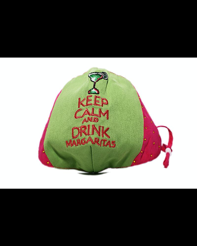 Keep Calm Mask (Kiwi)