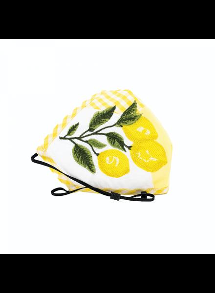 Luscious Lemon Mask (Yellow)