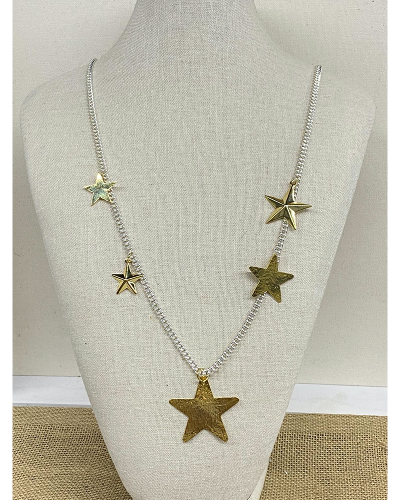 5 Star by 4 Soles Long Necklaces