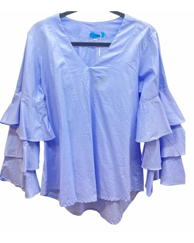 Azure Top Large