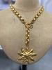4 soles Gold Plated Necklace