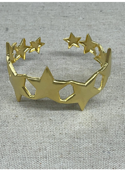 Multi Star Gold Plated